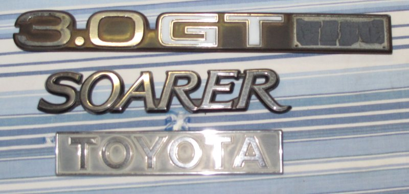 Soarer Badges