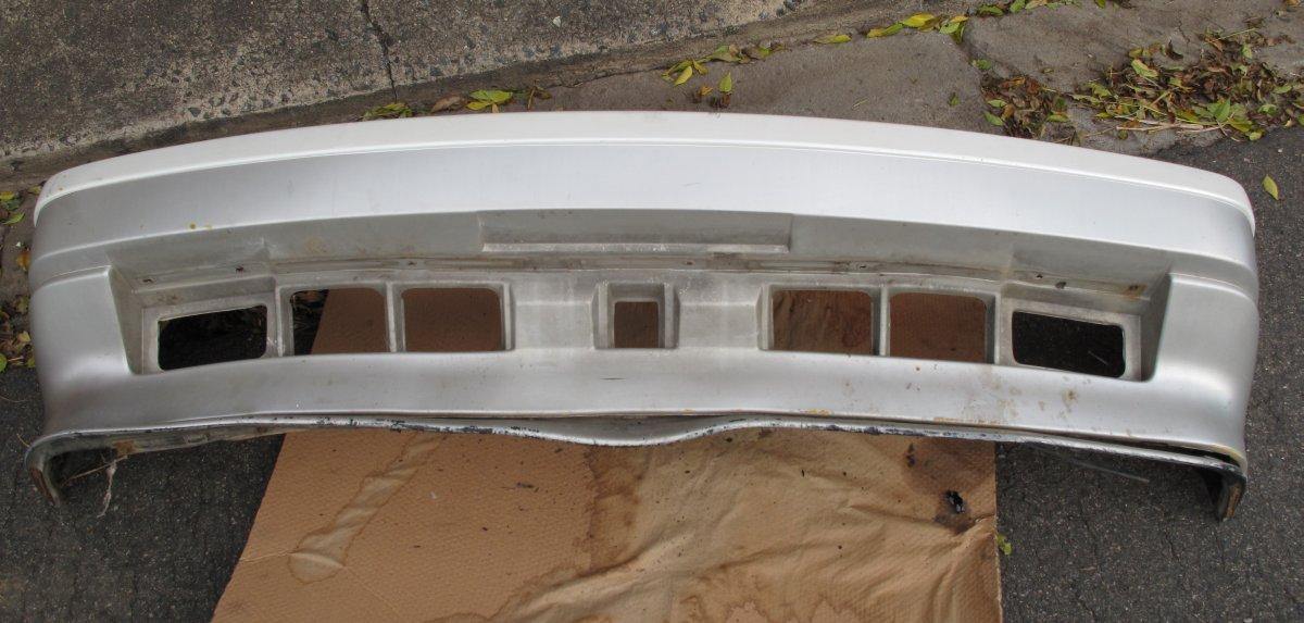 MZ12 Front Bumper Bottom
