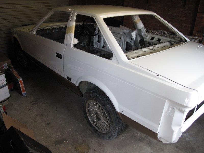 MZ12 Garaged