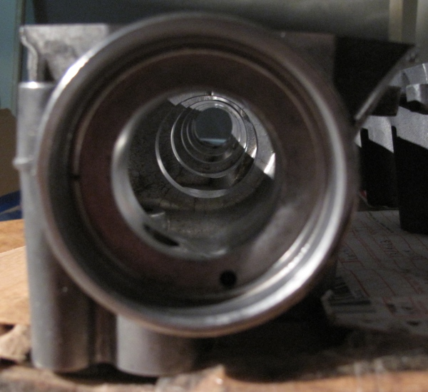 Cam Housing Front